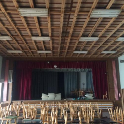 Revitalizace kulturního domu