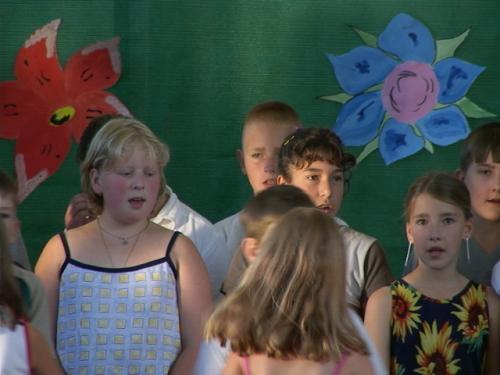 Oslava sto let školy 15.6.2002