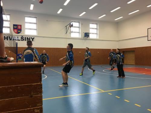 Volejbalový turnaj 16.3.2019